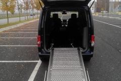 rampa posteriore movia